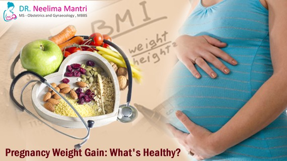 Weight Gain in Pregnancy: How Much is Healthy?