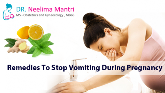 10 Effective Home Remedies To Stop Vomiting During Pregnancy