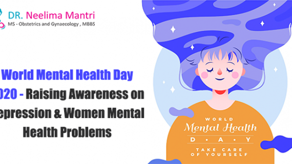 World Mental Health Day 2020 – Raising Awareness on Depression & Women Mental Health Problems