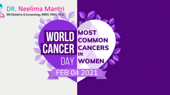 World Cancer Day Feb 04 2021 | Most Common Cancers in Women