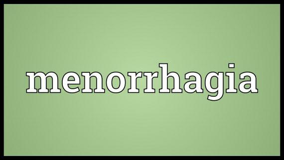 Menorrhagia Treatment Mumbai